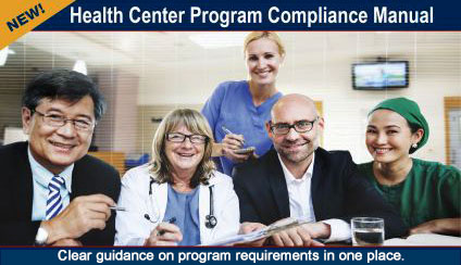 New Health Center Program Requirements Manual. Clear guidance on program requirements in one place.