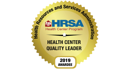 Health Center Quality Leader Gold